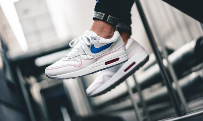 Мужские кроссовки Nike Air Max 1 'Centre Pompidou by Day', EUR 45