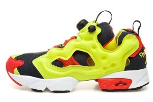 История Reebok Pump Fury