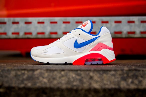 "Кроссовки Nike Air Max 180 ""Ultramarine"", EUR 37,5"