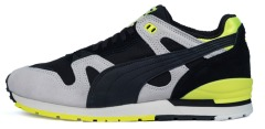 "Кроссовки Оригинал Puma Duplex Yellow OG Pack ""Black/Yellow"" (361905-04)"