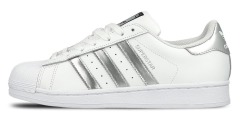 "Кеды Adidas Originals Superstar ""White Silver"""