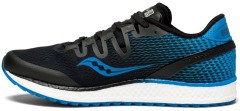 "Кросівки для бігу Saucony Freedom ISO ""Black/Blue"" (S20355-7)"