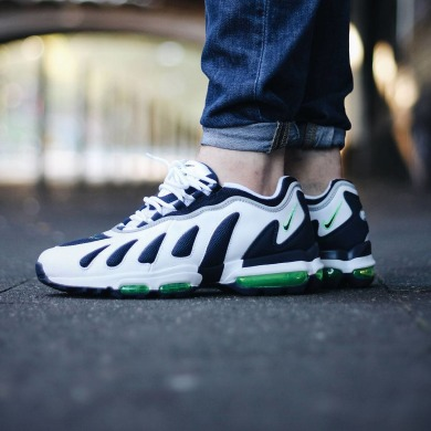"Кроссовки Nike Air Max 96 ""Scream Green"", EUR 40"