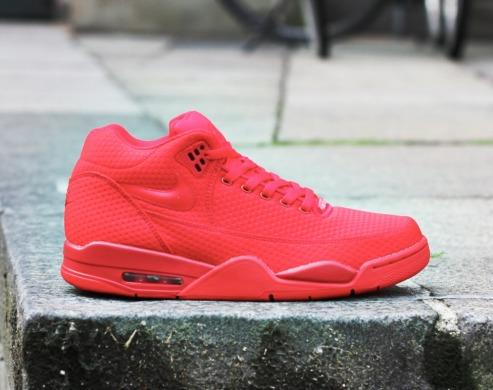 "Кроссовки Nike Air Flight Squad ""Triple Red"", EUR 41"
