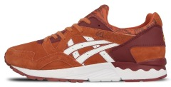 "Кроссовки Оригинал Asics Gel-Lyte V Pepper Pack ""Chili/White"" (H6D1L-2401)"
