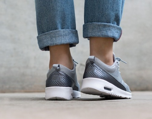"Кросiвки Оригинал Nike Air Max Thea ""Wolf Grey"", EUR 35,5"