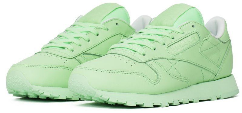 Оригинальные кроссовки Reebok Classic Leather Pastels x Spirit (BD2773), EUR 38