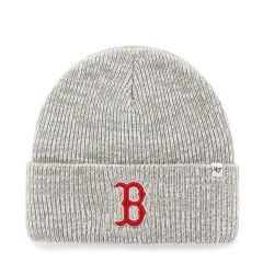 Шапка 47 Brand MLB Boston Red Sox Brain Freez (BRNFZ02ACE-GY)