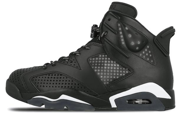 Баскетбольные кроссовки Air Jordan 6 Retro (BG)
