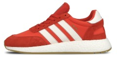"Кроссовки Adidas Iniki Runner Collegiate ""White/Red"""