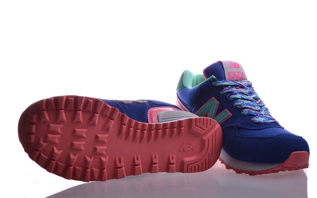 "Кросівки New Balance 574 BFF Pack ""Blue Candy"", EUR 36"