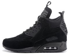 "Кросiвки Nike Air Max 90 Winter Sneakerboot ""Winter Black"""