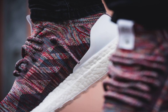 "Кроссовки Adidas Ultra Boost Mid Kith ""Aspen"", EUR 42"