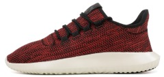 "Кроссовки Adidas Tubular Shadow CK ""Black/Trace Scarlet/White"""