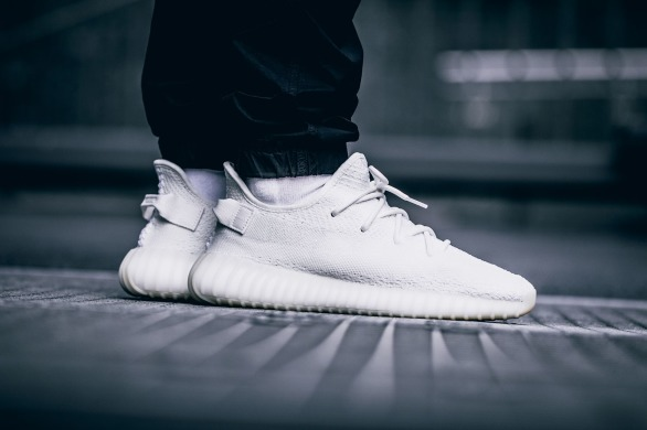 "Кроссовки Adidas Yeezy Boost 350 V2 ""Cream/White"", EUR 40"