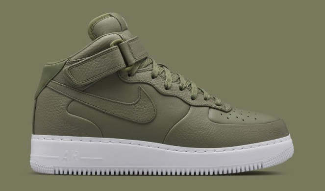 "Кроссовки Nike Lab Air Force 1 ""Urban Haze"", EUR 41"