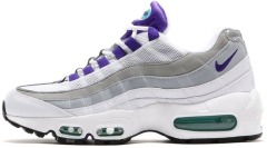 "Кросiвки Nike WMNS Air Max 95 ""White/Purple/Court"""