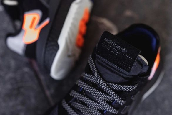 Мужские кроссовки adidas Originals Nite Jogger Boost 'Black', EUR 45
