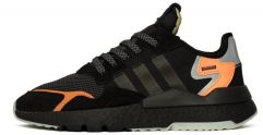 Мужские кроссовки adidas Originals Nite Jogger Boost 'Black'