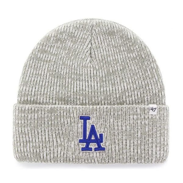 Шапка 47 Brand MLB LOS ANGELES DODGERS BRAIN (BRNFZ12ACE-GY)