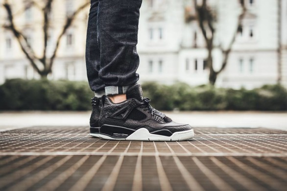 "Кроссовки Air Jordan 4 Retro Premium ""Pinnacle"", EUR 41"