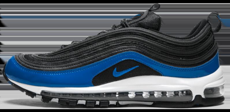 мужские кроссовки Nike Air Max 97 Blue Nebula A2572 купить по