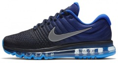 "Кроссовки Nike Air Max 2017 ""Blue/Black"""