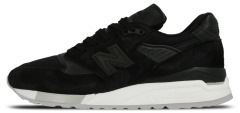 "Кроссовки New Balance M 998 NJ ""Black"""