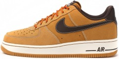 "Кроссовки Nike Air Force 1 Low ""Boot"" Wheat & Baroque Brown"