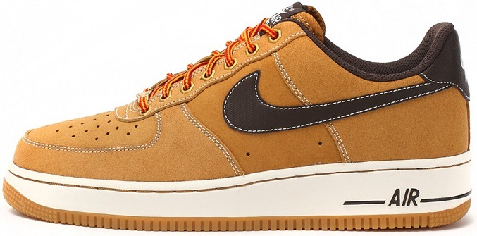 "Кросівки Nike Air Force 1 Low ""Boot"" Wheat & Baroque Brown, EUR 41"