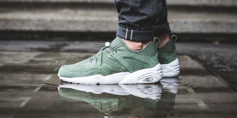 "Кроссовки Puma Blaze of Glory Soft ""Green"", EUR 41"