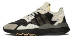 Мужские кроссовки Adidas Originals Nite Jogger Boost 'Black Carbon'