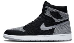 Кросівки Air Jordan 1 Retro Flyknit High 'Shadow'