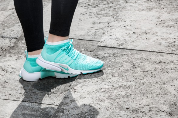"Кроссовки Nike Air Presto Ultra Flyknit ""turquoise"", EUR 36"