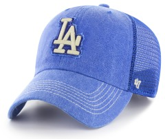 Кепка '47 Brand Clean Up La Dodgers (B-BRNCL12PZPNE-RY)