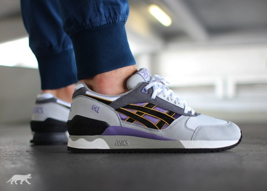 Кросівки Asics Gel Respector OG Aster Purple, EUR 41