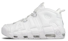 "Кросiвки Nike Air More Uptempo ""Triple White"""