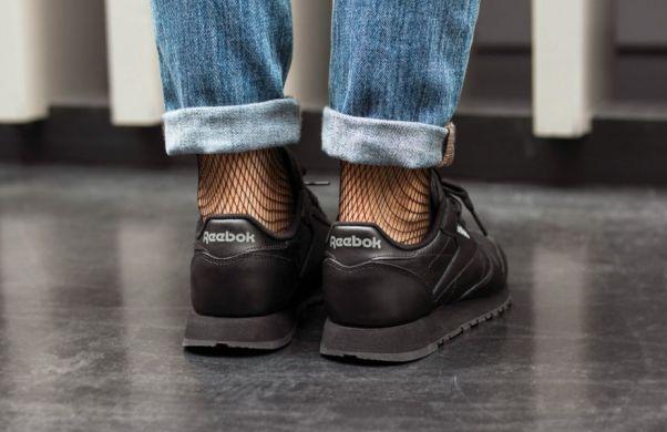 5ba2bf24df9aa Оригинальные кроссовки Reebok Classic Leather (3912) A1589 – купить ...
