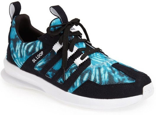 "Adidas Sl Loop Runner ""Black/Blue"", EUR 41"