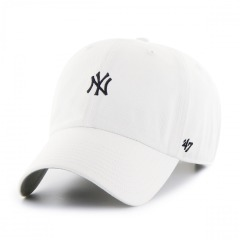 Кепка '47 Brand Base Runner NY Yankees (BSRNR17GWS-WH)