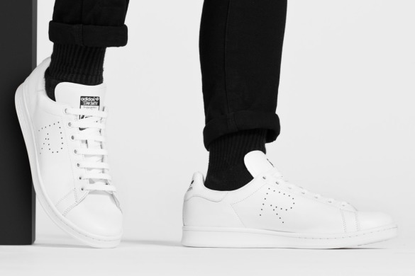 "Кеды Adidas x Raf Simons Stan Smith ""White"", EUR 36"