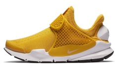 "Кросiвки Nike Sock Dart ""Gold Dart White"""