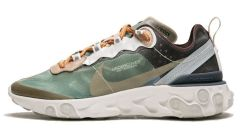 "Кроссовки Nike React Element 87 Undercover ""Green Mist"""