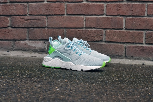 "Кросiвки Nike WMNS Air Huarache Run Ultra ""Teal/Green"", EUR 36"