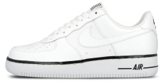 "Кроссовки Nike Air Force 1 Low ""White/Black"""