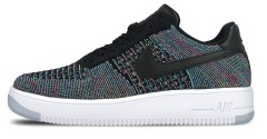 "Кроссовки Nike Air Force 1 Flyknit Low ""Multicolor"""