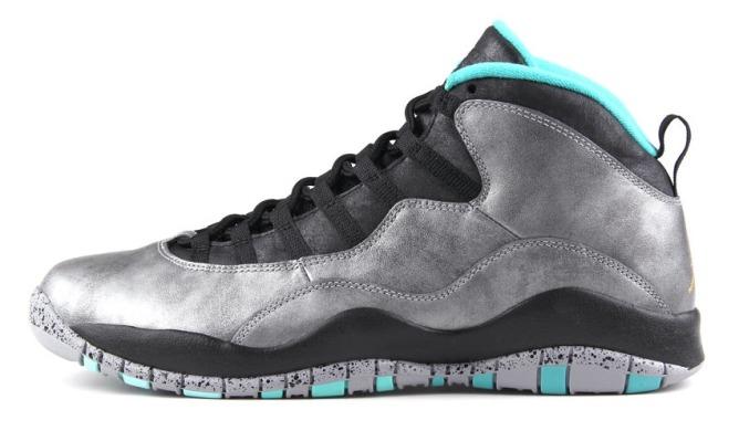 """Баскетбольные кроссовки Air Jordan 10 Retro """"Lady Liberty"""" A958 ... fdc927d22d1"""