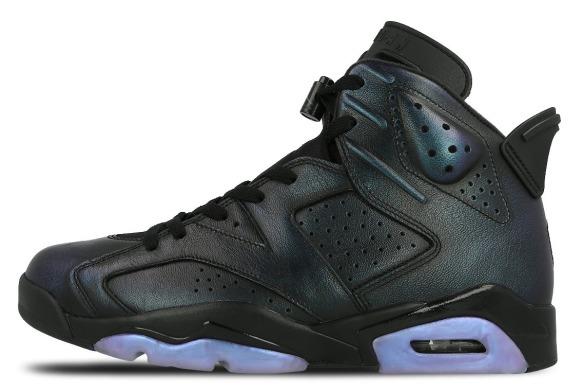 Баскетбольные кроссовки Air Jordan 6 Retro AS Charmeleon