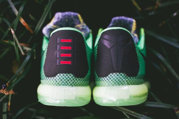 """7f520ddc Баскетбольные кроссовки Nike Kobe 10 """"Green Vino"""" A035 – купить по ..."""