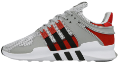 "Кроссовки Adidas x Overkill EQT Support ADV Coat of Arms ""Grey"""
